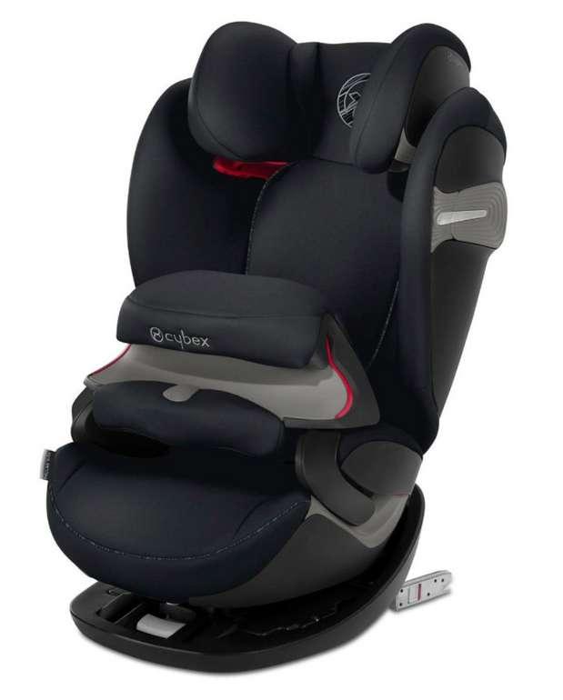 cybex GOLD Kindersitz Pallas S-Fix in Premium Black für 130,99€ inkl. Versand (statt 184€)