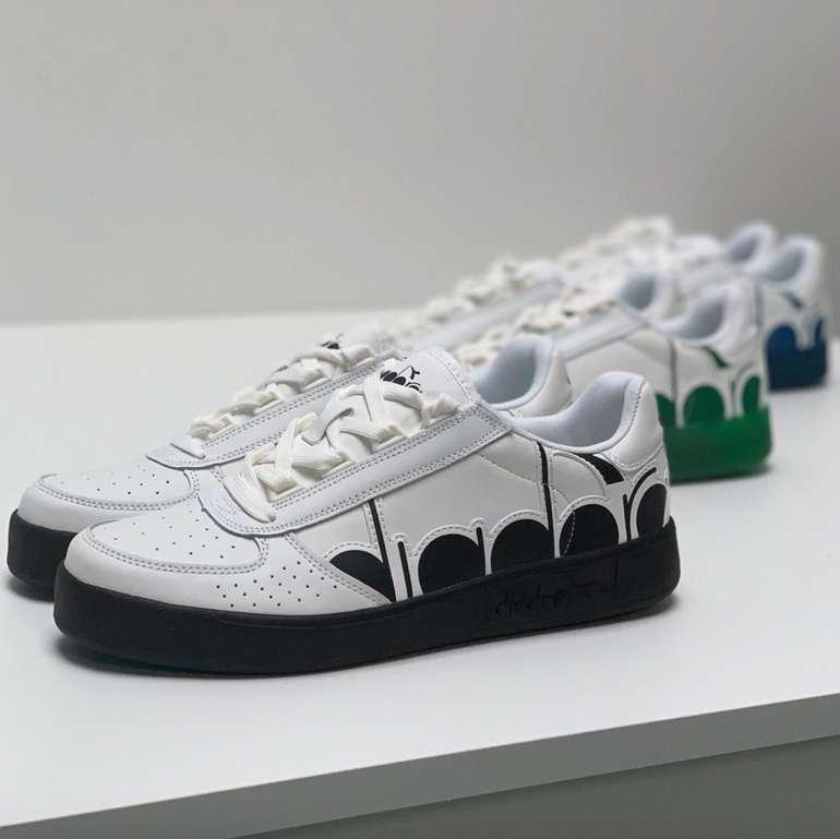 Diadora B.Elite Bolder Sneaker in verschiedenen Farben für je 29,99€ zzgl. Versand