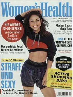 """Jahresabo """"Women's  Health"""" mit 10 Ausgaben für 28€ + 20€ Amazon Gutschein"""