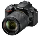 Nikon D5600 Kit DSLR-Kamera mit AF-S 18-140 VR DX ab 824,90€ (statt 958€)