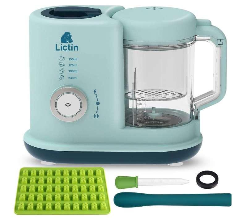 Lictin 4-in-1 Babynahrungszubereiter für 31,49€ inkl. Versand (statt 63€)
