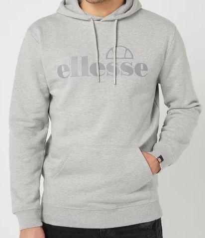"""Ellesse Hoodie mit Logo-Print Modell """"Gianeli"""" in 3 Farben für je 39,99€ (statt 55€)"""
