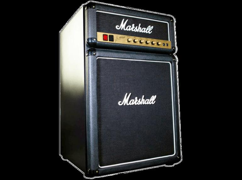Marshall MF-220-XMC Kühlschrank (112 kWh/Jahr, A+, 815 mm hoch) für 399€