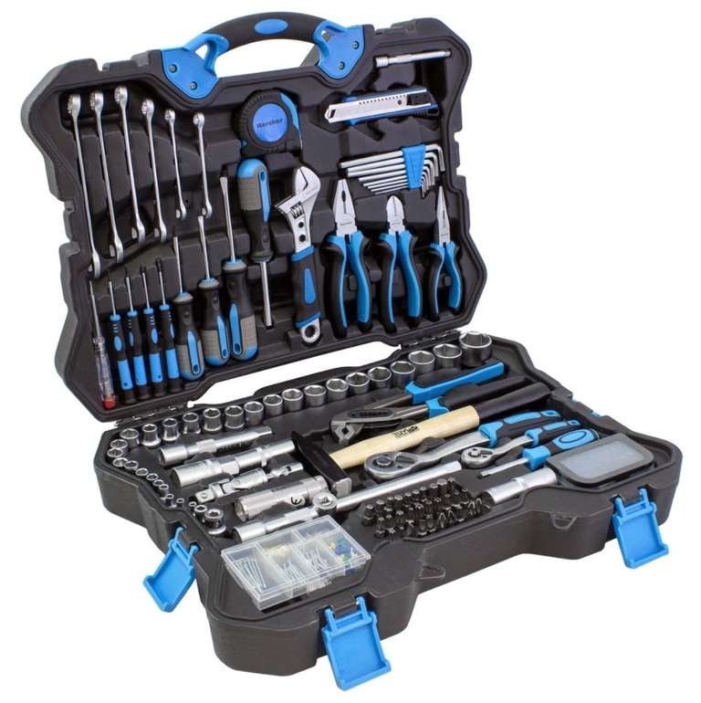 135-tlg. Karcher Werkzeugset im Koffer für 79,99€ inkl. Versand (statt 90€)
