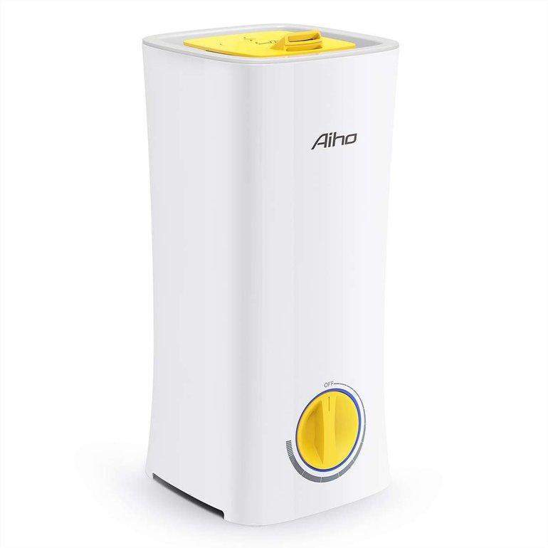 Vorbei! Aiho 2,5L Luftbefeuchter (bis 30㎡, Aroma Duftöl Diffusor) gratis