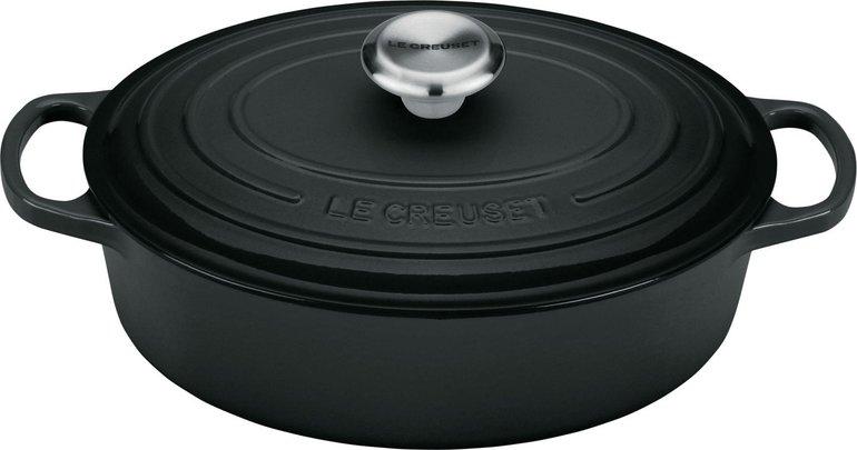 Ovale Le Creuset Signature Gourmet-Bräter (27cm) für je 145,93€ inkl. Versand