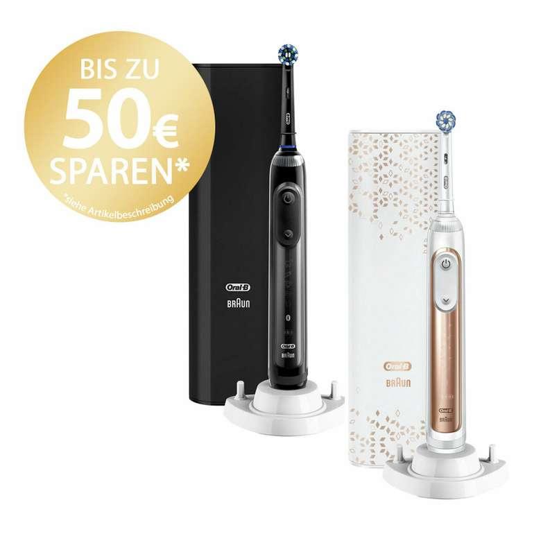 Oral-B Genius X 20100S elektrische Akkuzahnbürste für 139,99€ (statt 157€)