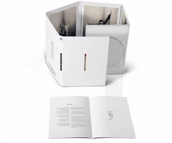 Rammstein Album 2019 (Special Edition) (CD) für 19,13€ inkl. Versand