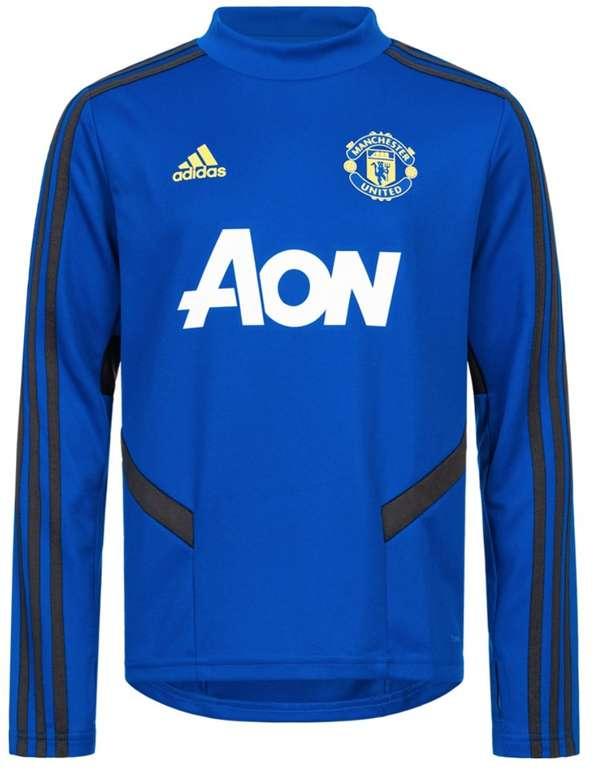 Adidas Manchester United FC Kinder Training Sweatshirt für 29,94€ inkl. Versand (statt 36€)