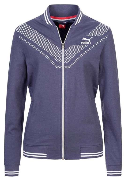 Puma V-Line Zip Through Damen Jacke für 20,94€ (statt 30€)