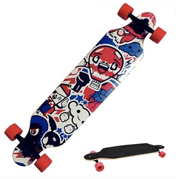 3 Skater Produkte günstiger bei Amazon - z.B. WeSkate Board für 13,99€