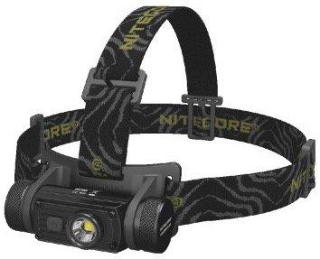 Nitecore HC60 - LED Stirnlampe mit 1000 Lumen für 41,40€ (statt 50€)