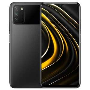 Poco M3 Smartphone Snapdragon 662 4G (64GB) + Redmi Airdots 2 für 118,52€inkl. Versand (statt 150€)