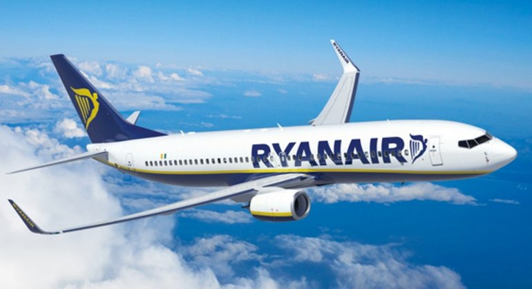 Ryanair: 20% Rabatt von bis zu 2 Millionen Sitze ab 4,99€ nach Rumänien fliegen