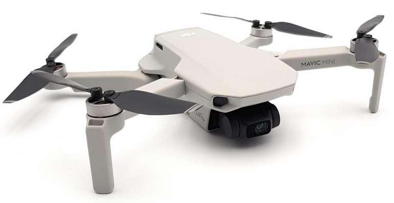 DJI Mavic Mini Fly More Combo für 368€ inkl. Versand (statt 419€)