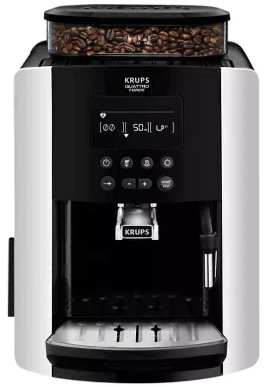 """Krups """"EA8178"""" Arabica Display Quattro Force Kaffeevollautomat für 293,28€ inkl. Versand (statt 341€)"""