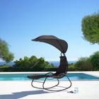 Relaxsessel Cori mit Auflage, Kissen & Dach für 74,88€ inkl. Versand