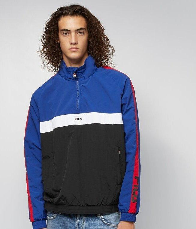 Fila Jona Herren Half-Zip Jacket in 2 Farben für je 27,99€ inkl. Versand (statt 59€)