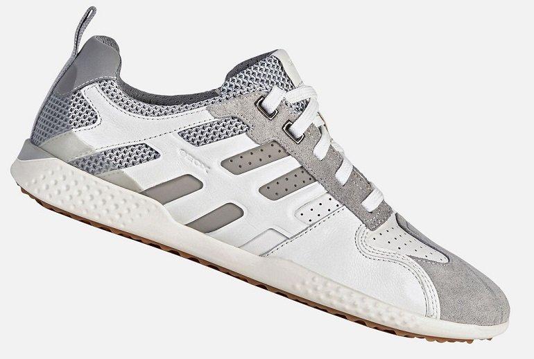 Geox: Bis zu 50% Rabatt + 20% Extra (ab 2 Paar), z.B. Snake.2 Herren Sneaker für 55€