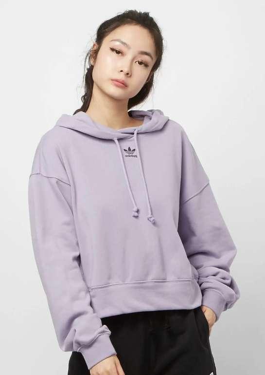 adidas Originals Damen Hoodie in Lila für 35,99€inkl. Versand (statt 55€)