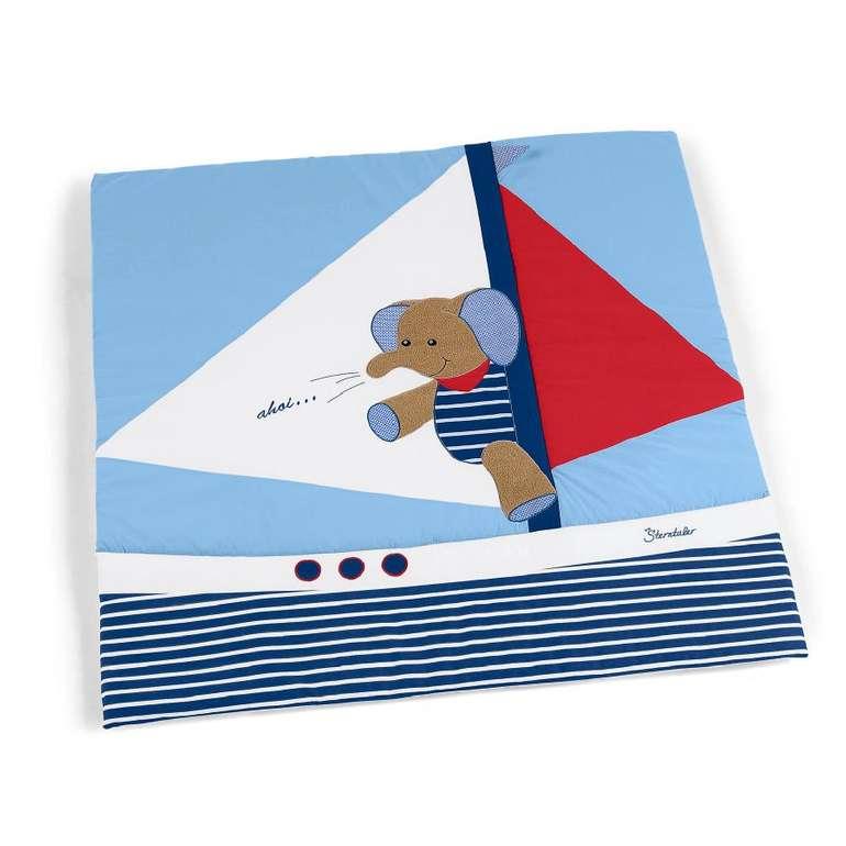 Sterntaler Krabbeldecke Erwin (100 x 100 cm) für 37,30€ inkl. Versand (statt 50€) + 5-fach babypoints