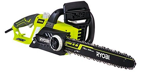 Ryobi RCS 2340 Elektro-Kettensäge inkl. Schutzhülle für 59,99€ (statt 86€)