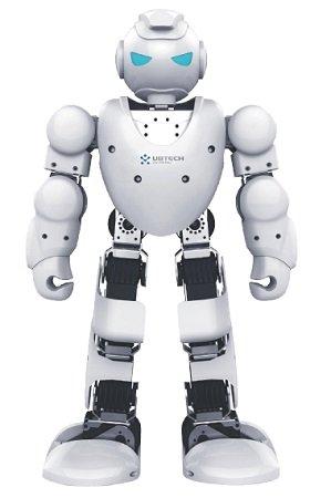 Ubtech Alpha 1S programmierbarer Roboter für 249€ inkl. VSK