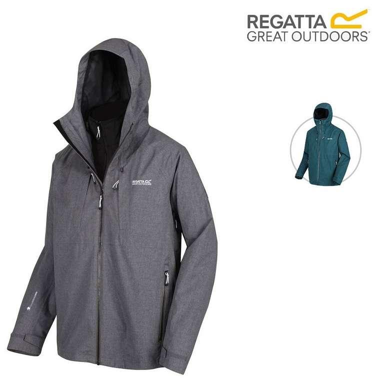 Regatta Glyder V Outdoor-Jacke (3 in 1) für 65,90€ inkl. Versand (statt 75€)