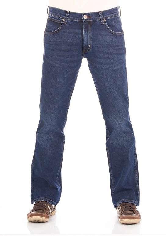 Wrangler Herren Jeans Jacksville Bootcut für 29,71€ inkl. Versand (statt 60€)
