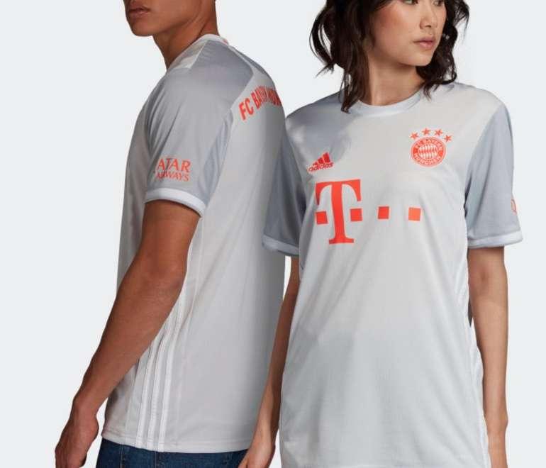 adidas FC Bayern München 20/21 Auswärtstrikot für 37,80€inkl. Versand (statt 45€)