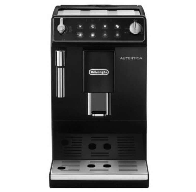 DeLonghi ETAM 29.510.B Autentica Kaffeevollautomat für 269,90€ (statt 304€)