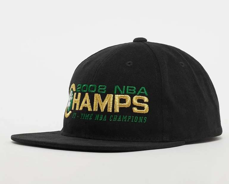 Mitchell & Ness NBA Boston Celtics Snapback Cap für 21,49€ inkl. Versand (statt 37€)