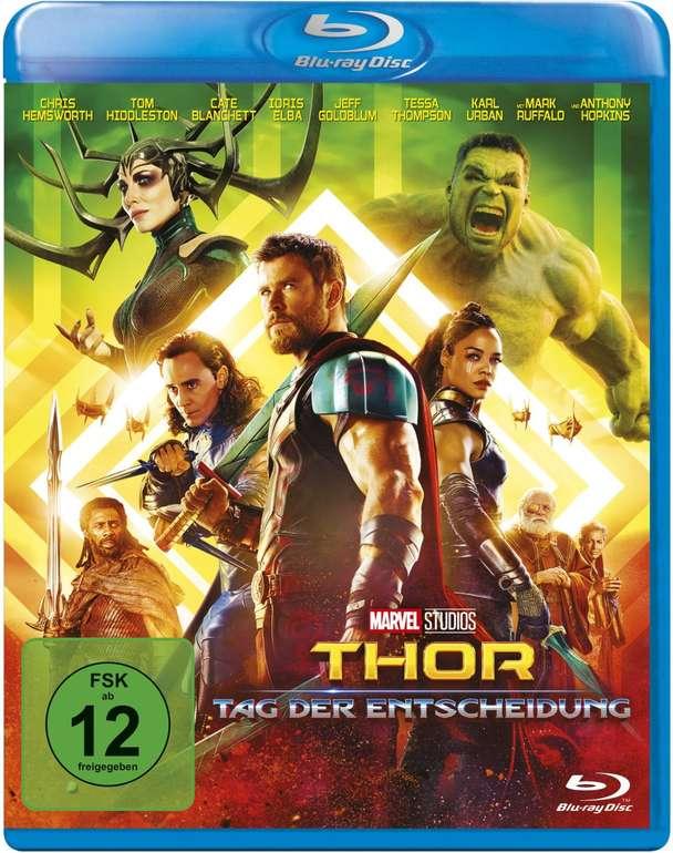 Thor - Tag der Entscheidung (Blu-ray) für 7,89€ inkl. Prime Versand (statt 11€)