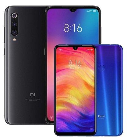 Xiaomi Mi 9 + Note 7 für 29€ im Vodafone 10GB LTE AllNet-Tarif für 36,99€ mtl.