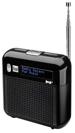 Dual DAB 7 Digitalradio mit Akku-Betrieb für 28,99€ (statt 44,99€)