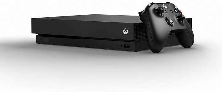 Microsoft Xbox One X 1 TB für 187,72€ inkl. Versand - (B-Ware!)