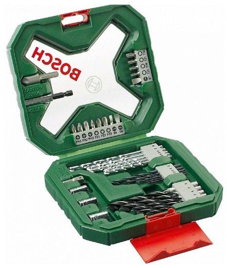 Bosch X-Line Classic Bohrer- und Schrauber-Set (34-tlg.) für 11,99€ (statt 15€)