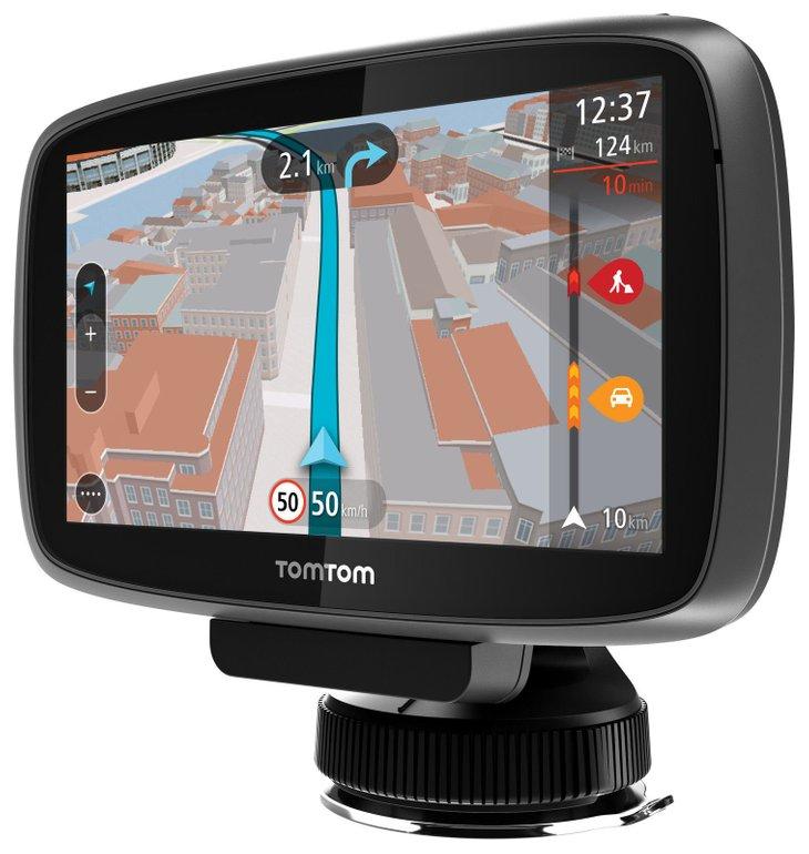 TomTom Go 500 M Europa Navi mit 45 Ländern in XXL nur 114,66€ inkl. Versand