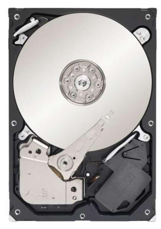 Seagate ST3000VX006-FR Surveillance Bulk SATA III Interne Festplatte (3.5 Zoll) mit 3TB für 69,94€ inkl. Versand - refurbished!