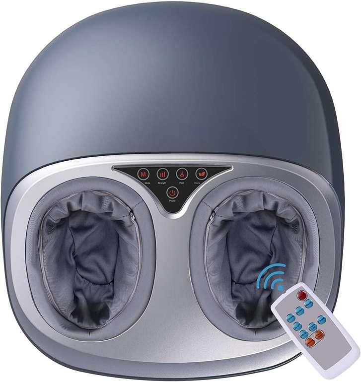 Caresvas Shiatsu Fußmassagerät mit Wärmefunktion für 39,99€ inkl. Versand (statt 120€)