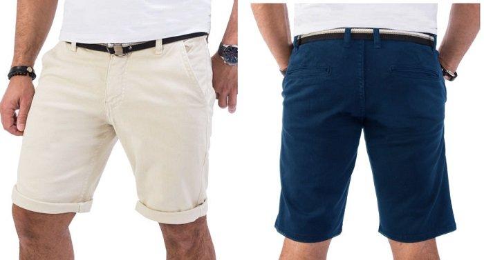 Rock Creek Herren Chino Shorts für 18,90€ inkl. VSK