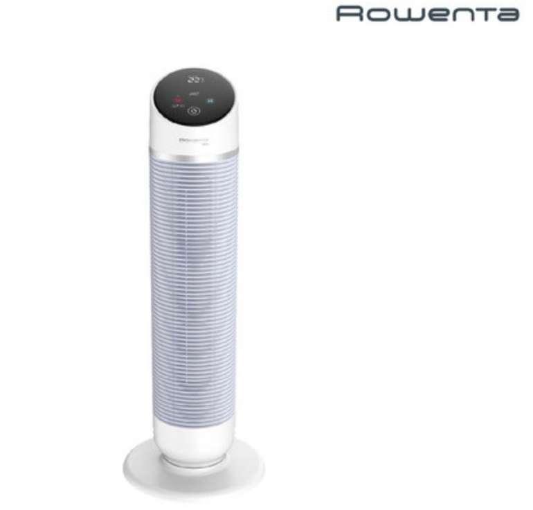 Rowenta Silent Comfort Turmventilator HQ8110F0 zum Heizen, Kühlen & Filtern für 178,90€ (statt 399€)