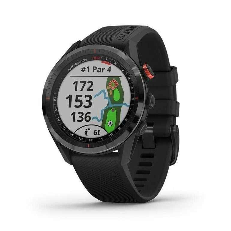 """Garmin GPS Golfuhr """"Approach S62"""" in schwarz für 445€ inkl. Versand (statt 499€)"""
