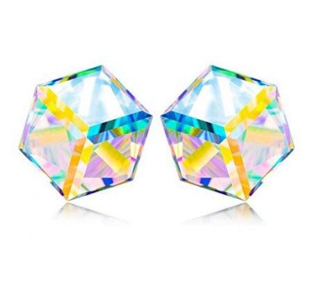 Alex Perry Kaleidoskop 925 Sterling Silber Ohrringe oder Kette für 9,99€ (Prime)