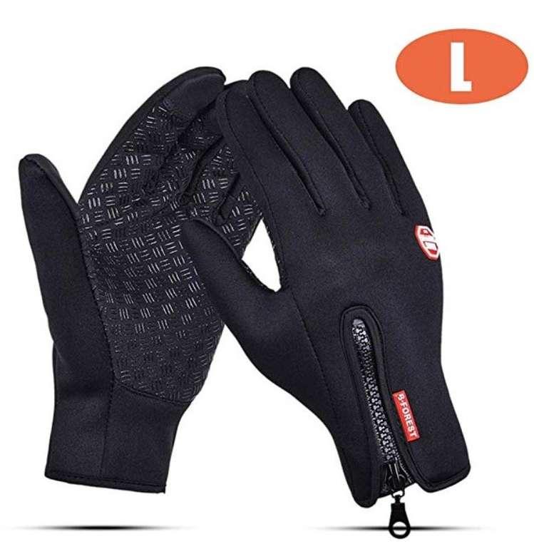 Explopur Winter-Touchscreen-Handschuhe für 4,80€ inkl. Prime Versand (statt 12€)