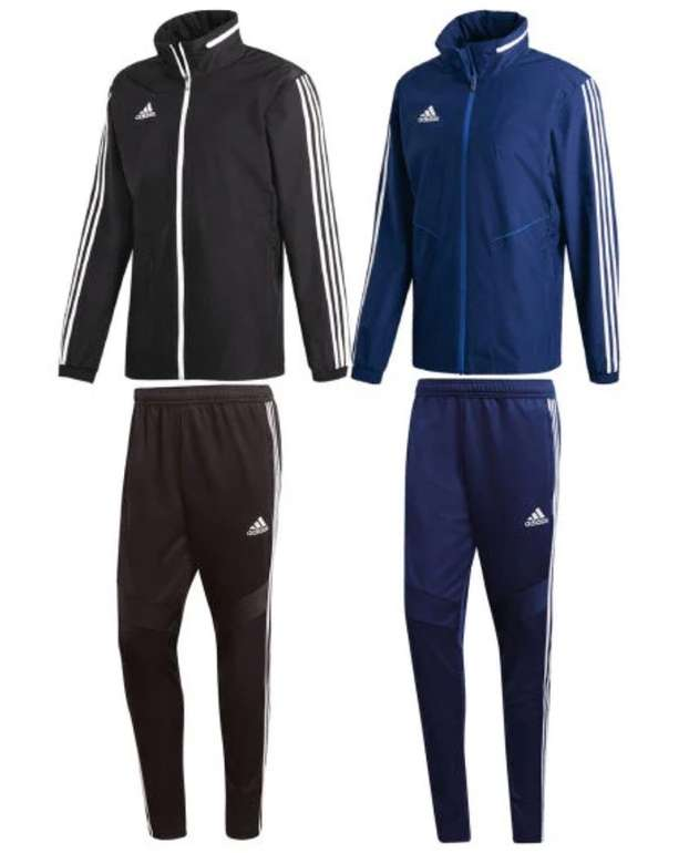 Adidas Trainingsanzug Tiro 19 All Weather für 42,95€ inkl. Versand (statt 49€)