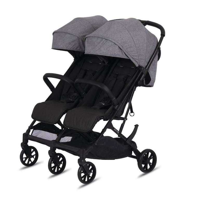 Knorr-baby Geschwisterwagen Twin Easy Fold für 214,94€ inkl. Versand (statt 250€)