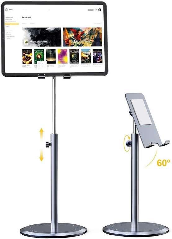 """Licheers Tablet bzw. Smartphone Ständer (4,7""""-12,9"""") für 12,99€ inkl. Prime Versand (statt 20€)"""
