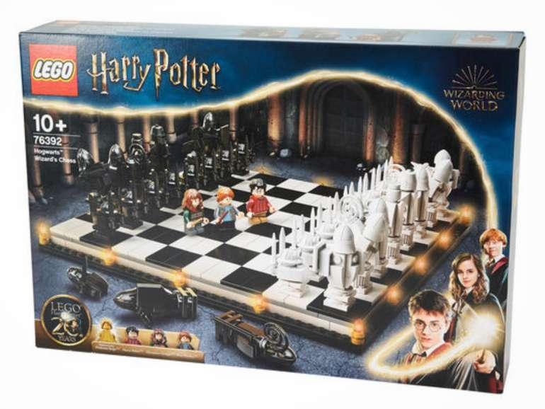 Lego Harry Potter™ Hogwarts Zauberschach Brettspiel (76392) für 54,99€inkl. Versand (statt 70€)