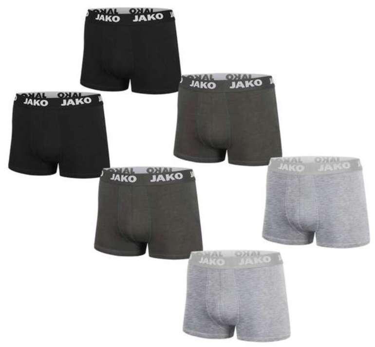 16er Pack Jako Basic Boxershorts für 44,95€ inkl. Versand (statt 72€)